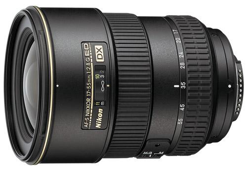Nikon AF-S 17-55MM F/2.8G ED