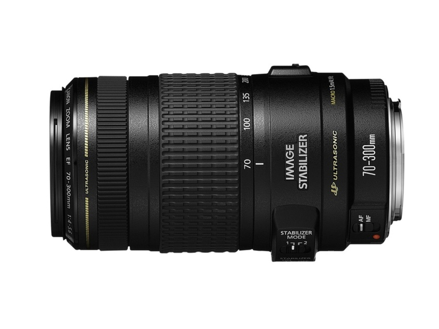 Canon EF 70-300 mm f/4-5.6 IS USM