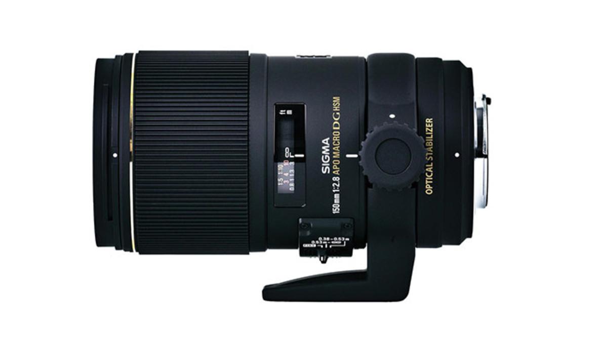 Sigma AF 150mm F2.8 APO Macro DG