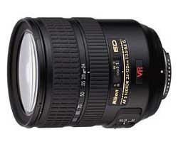Nikon AF-S Nikkor 24-120 F3.5-5.6G VR