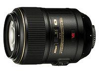Nikon 105mm f/2.8G AF-S VR Micro NIKKOR