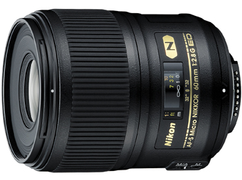 Nikon AF-S 60MM F/2.8D MICRO