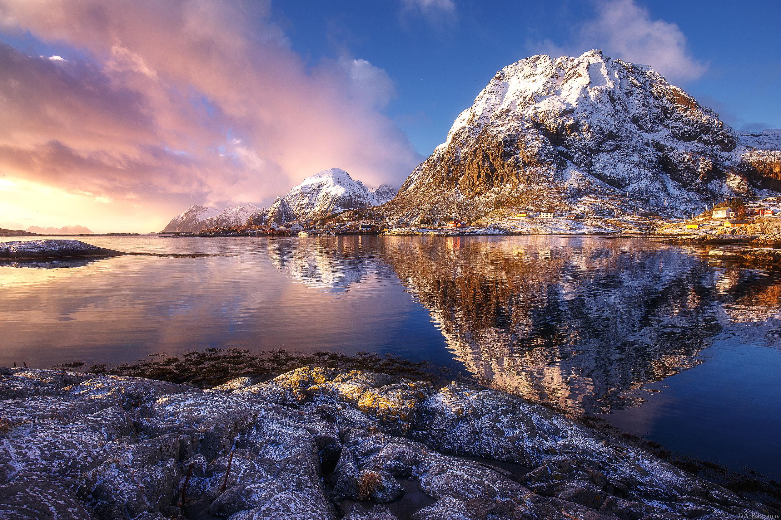 Картинки по запросу норвегия зима