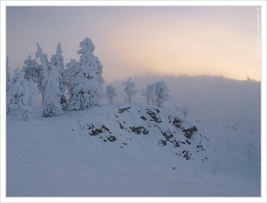 Финляндия, Finland, Лапландия, Lapland, Куусамо, Kuusamo, Рука, Ruka, олени, Саамы, хаски, горные, лыжи, Lappi, Константин Корешков