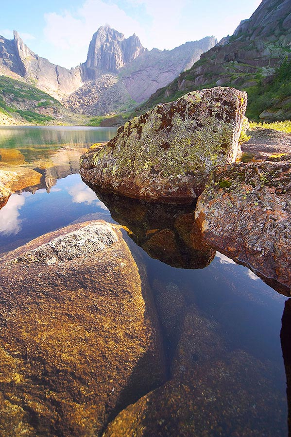 вода, скалы, камни, inza