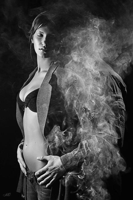 дым, NO