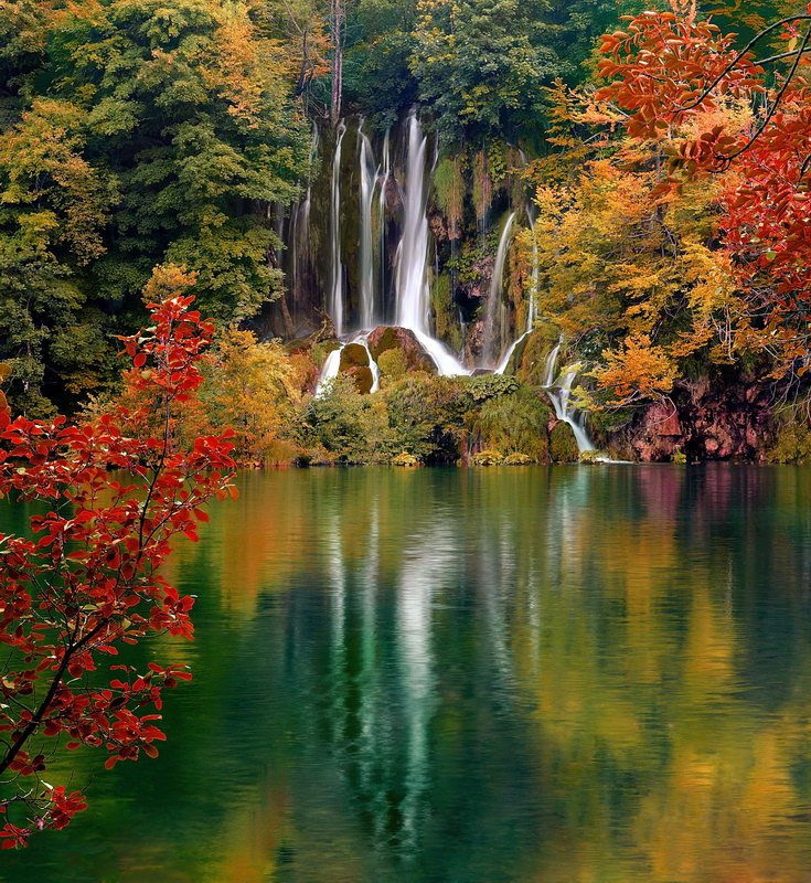 плитвицкие озера, хорватия, fotomafia