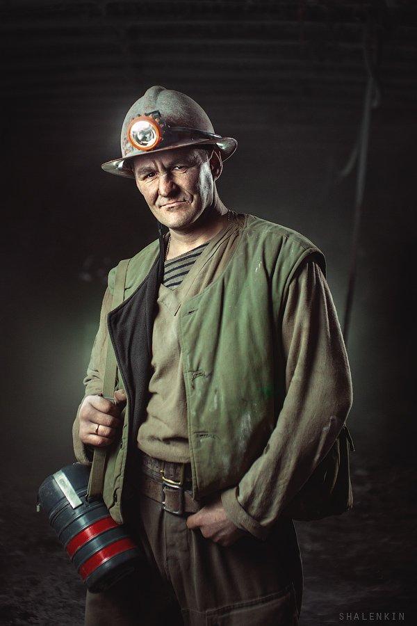 шахтер, Шаленкин Роман