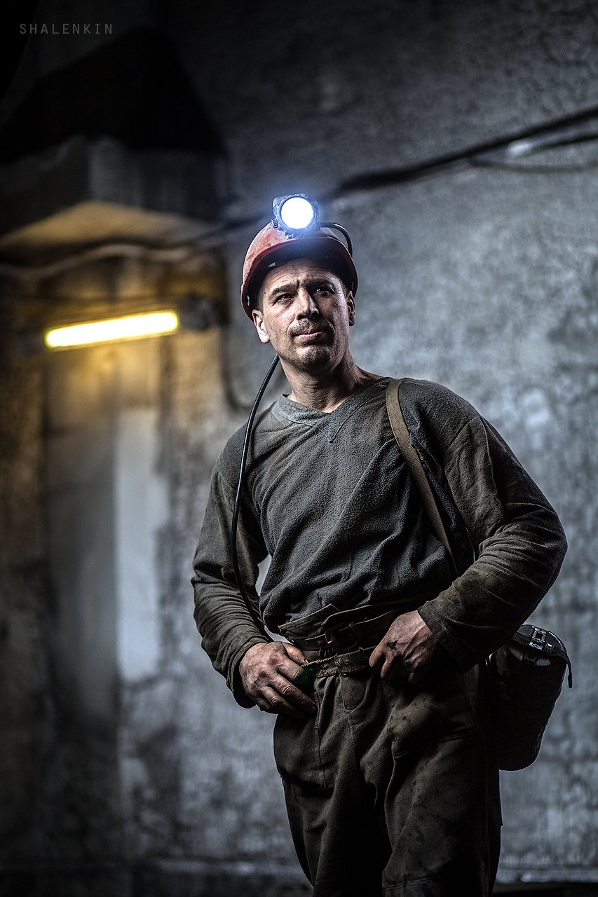 miner, Шаленкин Роман
