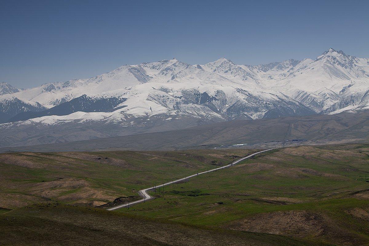 горы, ледники, джайляу, Silfida