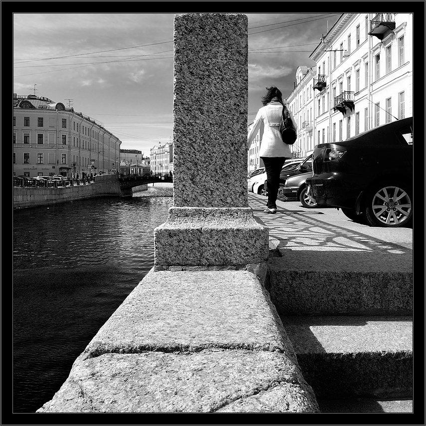 петербург, центр, мойка, чб, квадрат, Kirill Shapovalov
