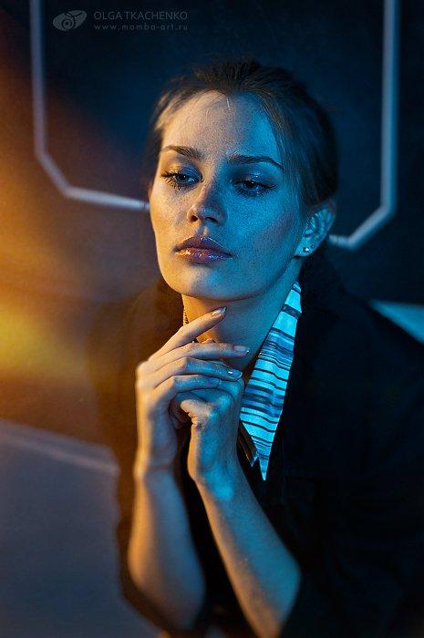 , Olga Tkachenko