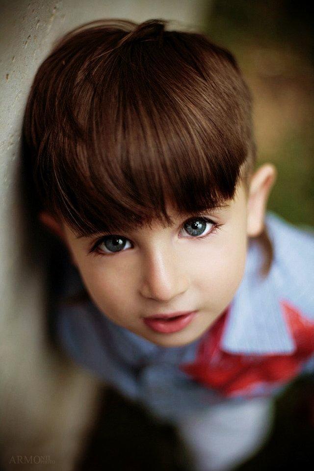 Взгляд, Глаза, Дети, Портрет, Ребенок, Армонти Мардоян