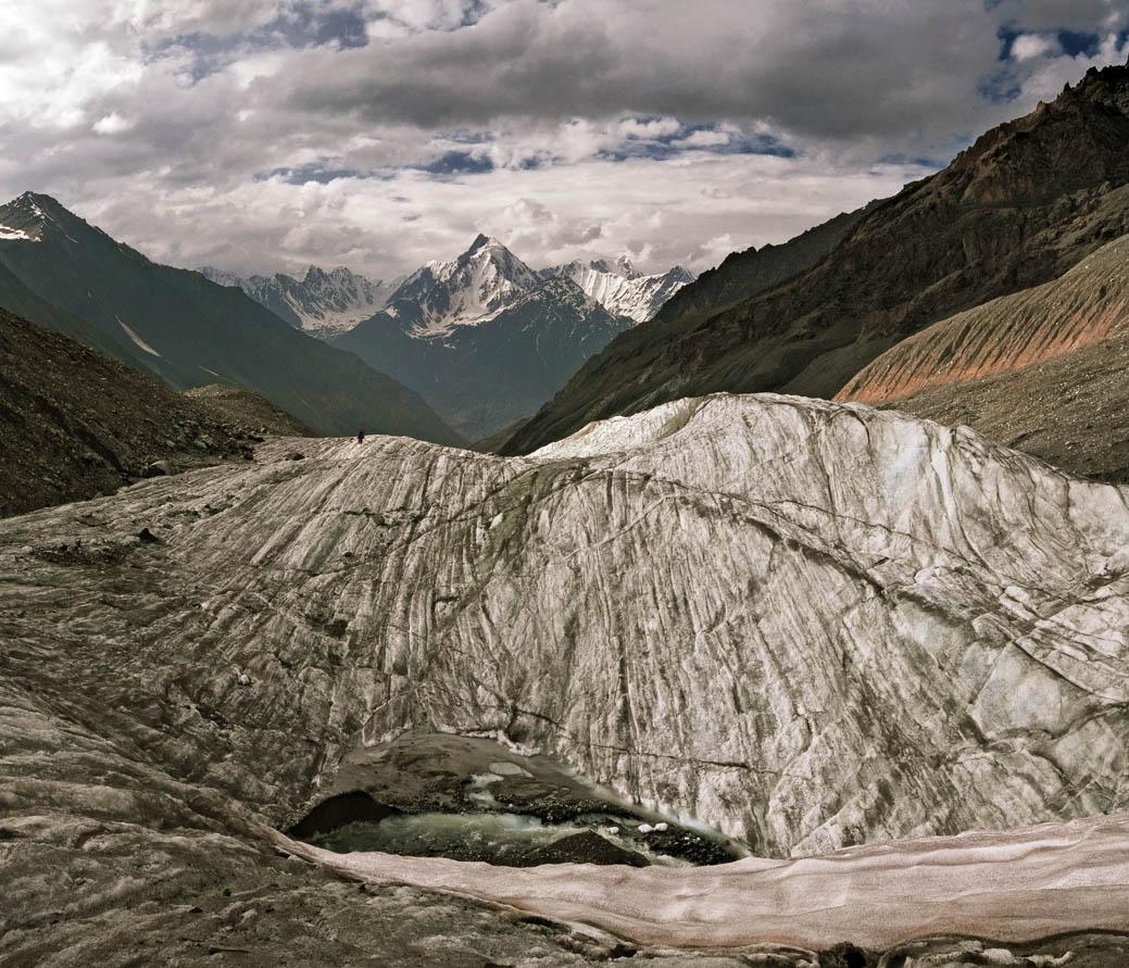 памир, ледник мумбни поход тк маи, Андрей Chogori Громов