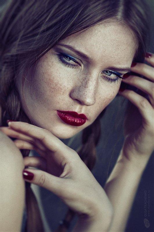 anna,  beauty,  face,  model,  photo,   serious,  solemnity,  women, people,  portrait, Olga Tkachenko