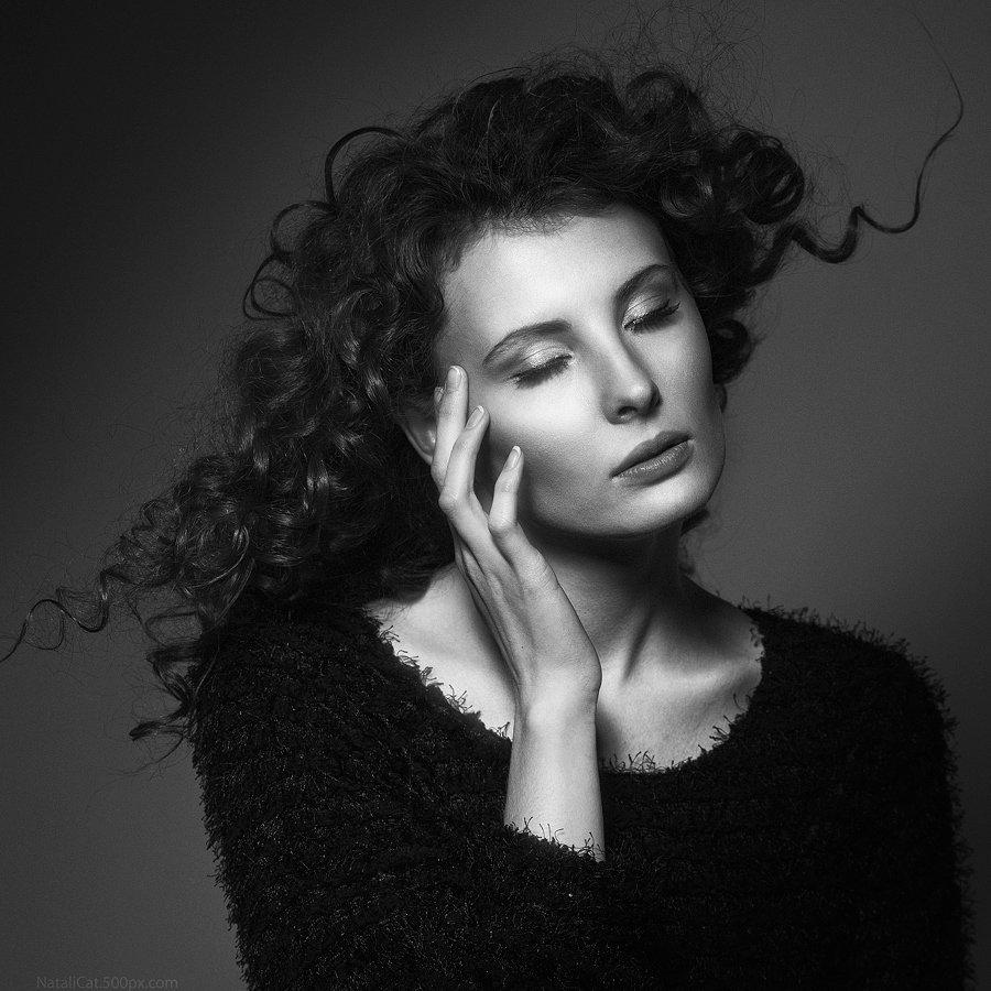 portrait, face, model, photo, women, people, Cat Natali