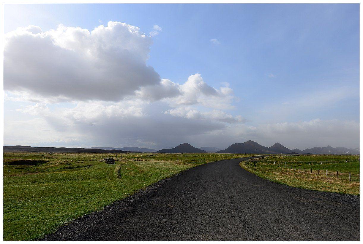 исландия, Олег Потехин
