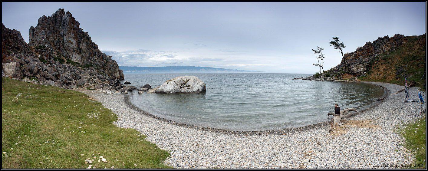 байкал, озеро, ольхон, остров, скала, шаманка, мыс бурхан, залив, девушка, вода, lenhik&fanizzz, faniz, fanizzz