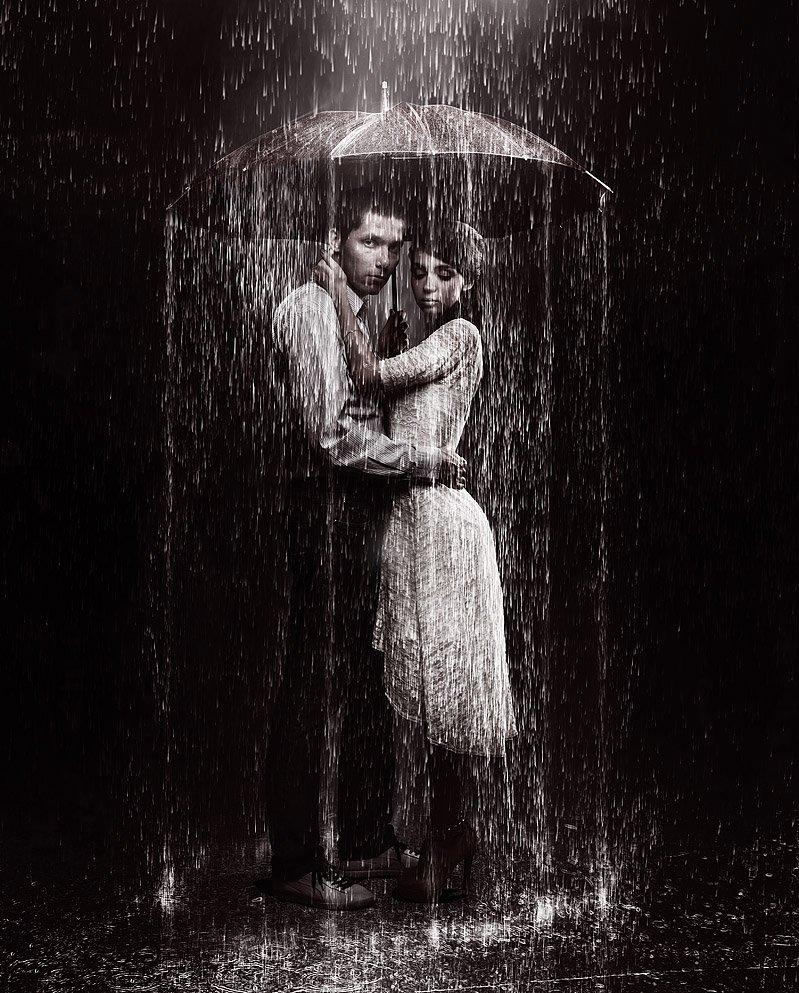зонт, дождь, Boji