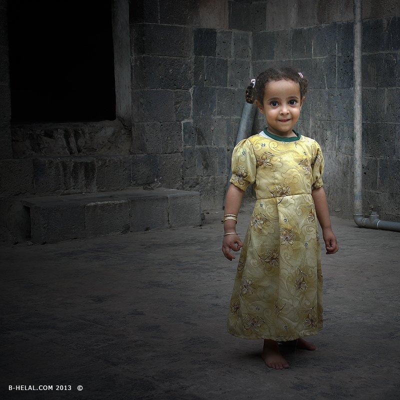 2005, Little girl, Yemen, Naja Helal