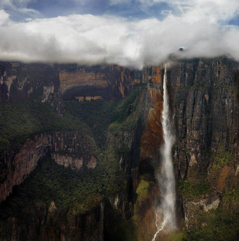 anhel, венесуэлла, водопад, fotomafia