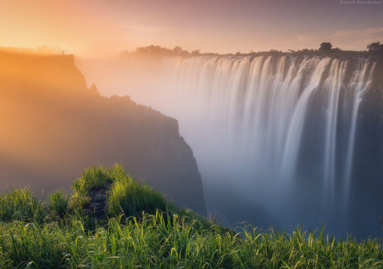 Африка, Виктория, Замбия, Даниил Коржонов