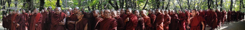 бирма, монахи, fotomafia