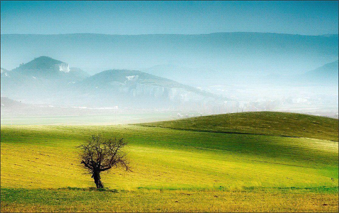 пейзаж, крым, Ivan Dzyuba