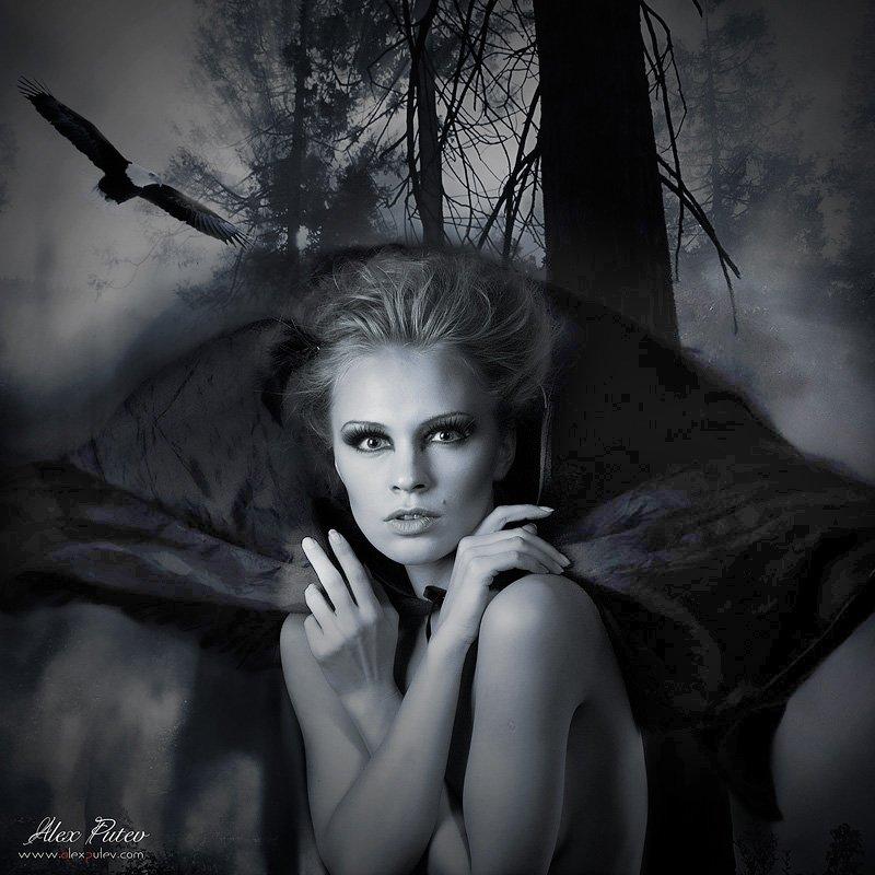 angel of night,iren lauren, Александр Путев