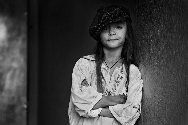ребенок, девочка, детство, Смолянская Евгения
