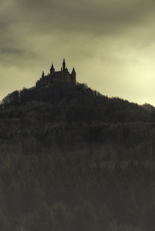 Бавария, Германия, Европа, Замок, Пейзаж, Природа, Ефимов Александр