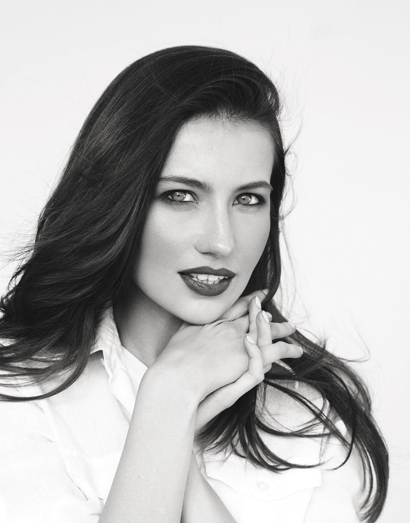 , Fleur -model-