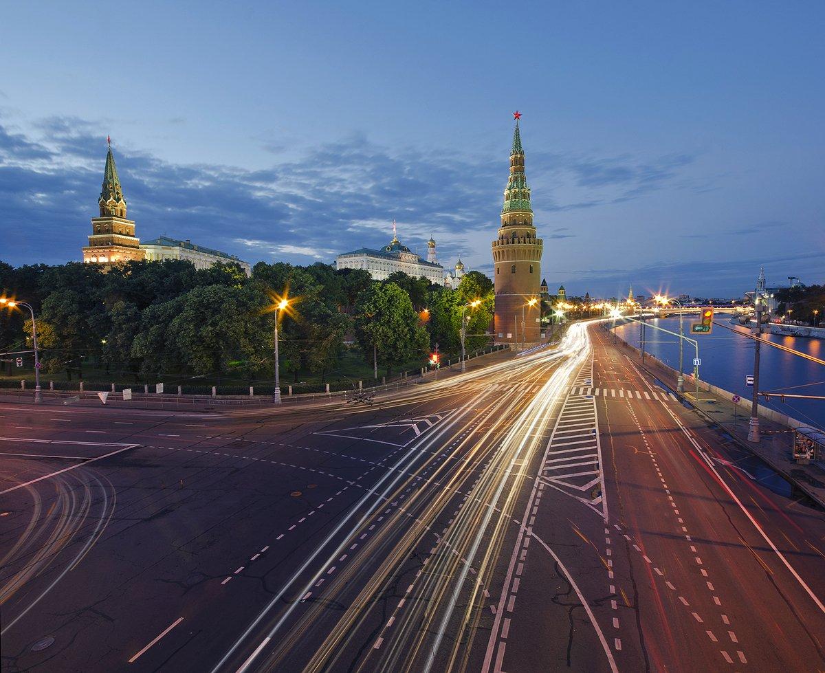 Кремль, Москва, Жуков Владимир