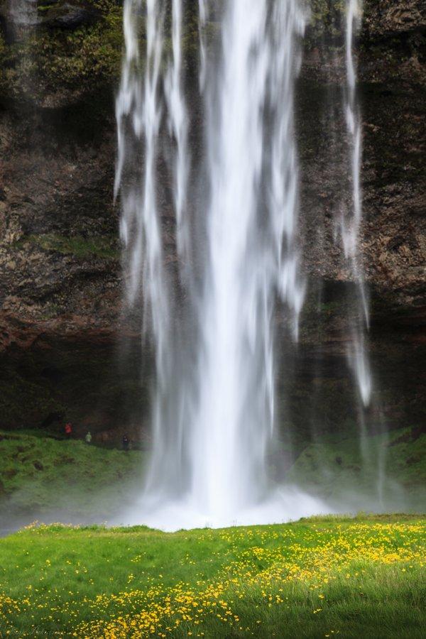 Iceland, Водопад, Исландия, Лето, Анна Пакутина