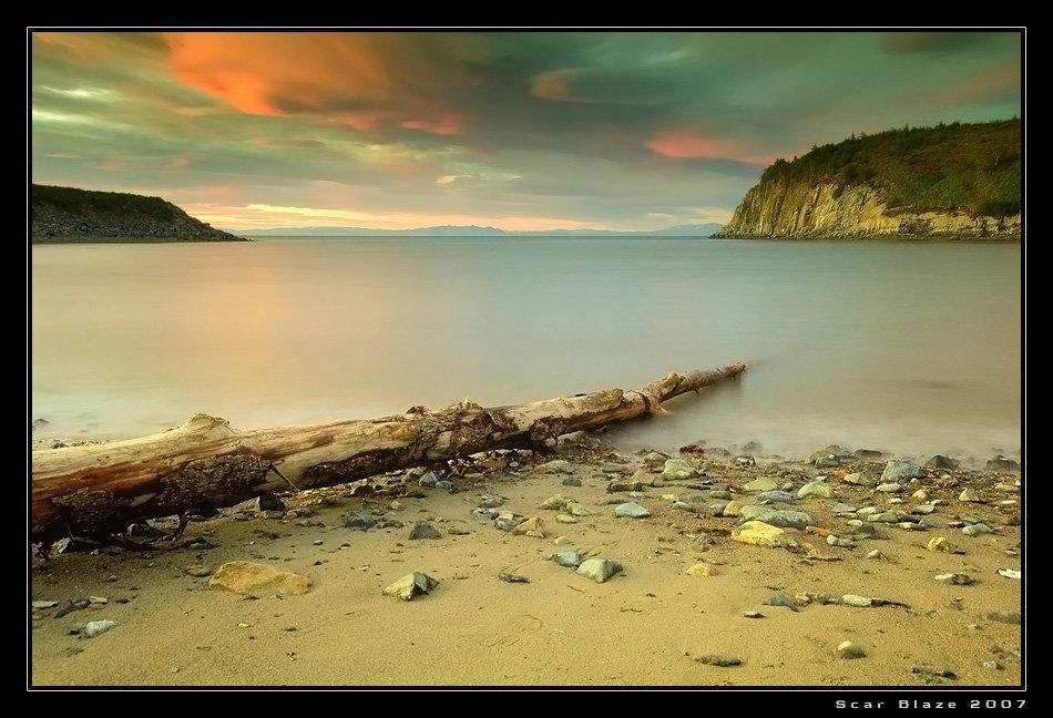 магадан, охотское море, остров вдовушка, Scar Blaze