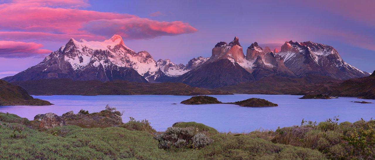Chile, Patagonia, Torres del paine, Чили, Южная Патагония, Сергей Заливин