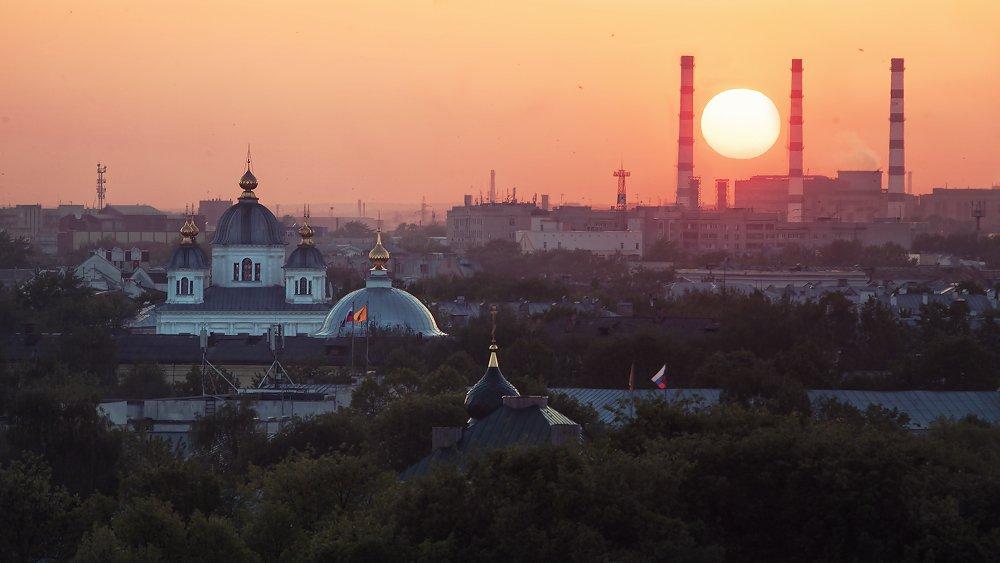 Yaroslavl, Казанский монастырь, Ярославль, Скалин Алексей