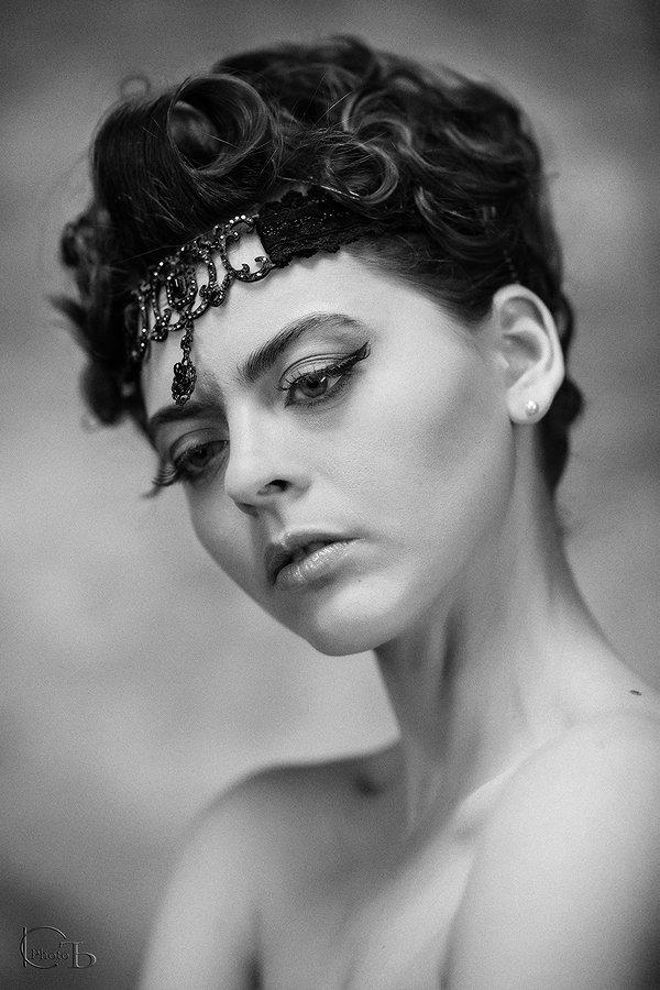 Beauty girl, Portrait, Aleetet