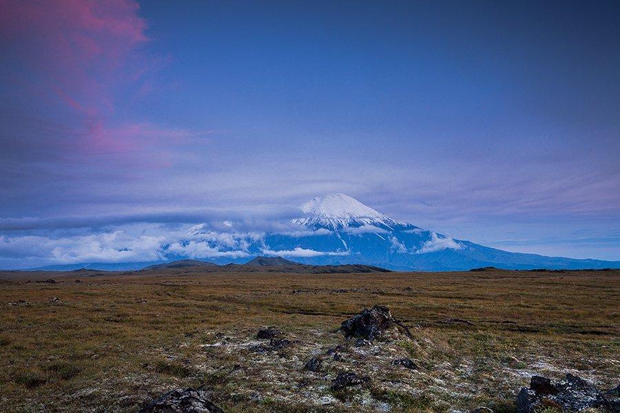 Камчатка, вулканы, фототур, Сергей Краснощёков