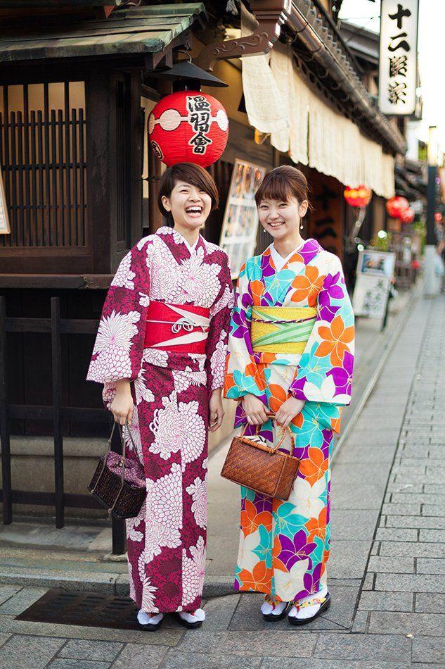 Азия, Девушки, Киото, Портрет, Уличный портрет, Япония, Дара Пилюгина