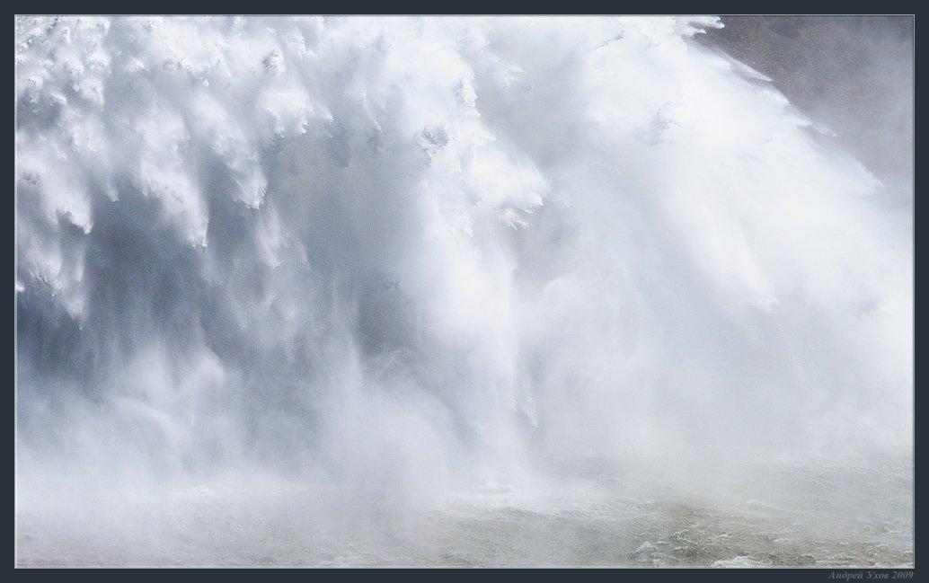 водохранилище,бартогай,чилик,плотина,шлюз,вода,фонтан,напор, Андрей Ухов