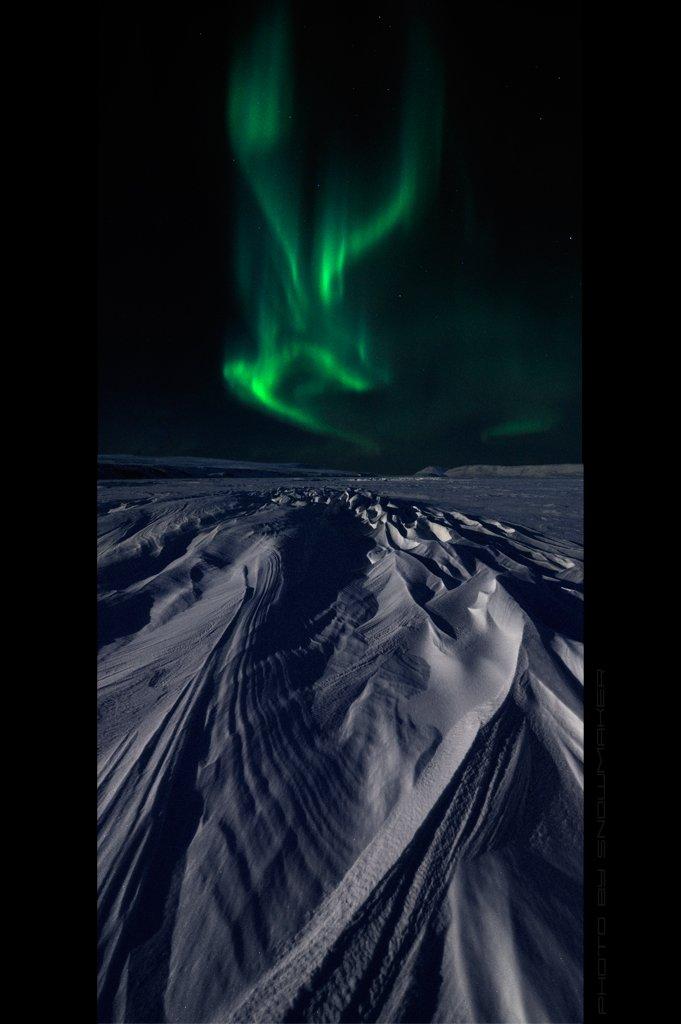 фото, чукотка, снег, photo, chukotka, snowmaker, северное сияние, полярное сияние, polar light, линии, l i n e s, snowmaker