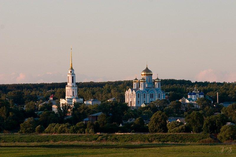монастырь, задонск, липецкая, область, Vlad Shanalin