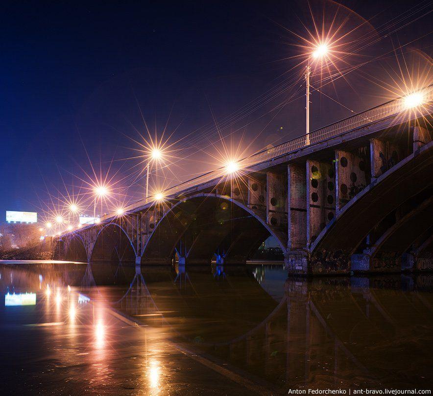 Екатеринбург, Исеть, Мост, Антон Федорченко