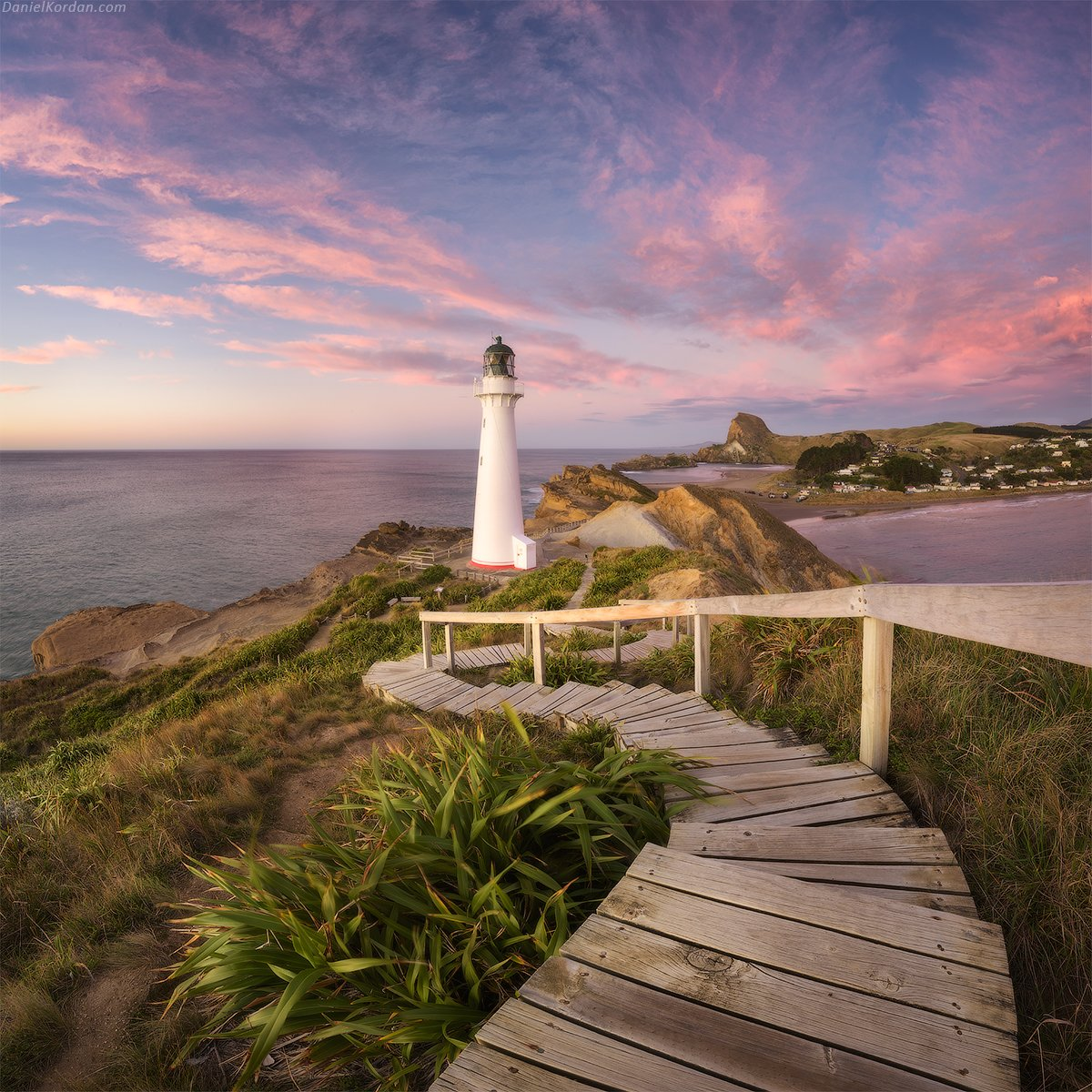 Новая Зеландия, Даниил Коржонов
