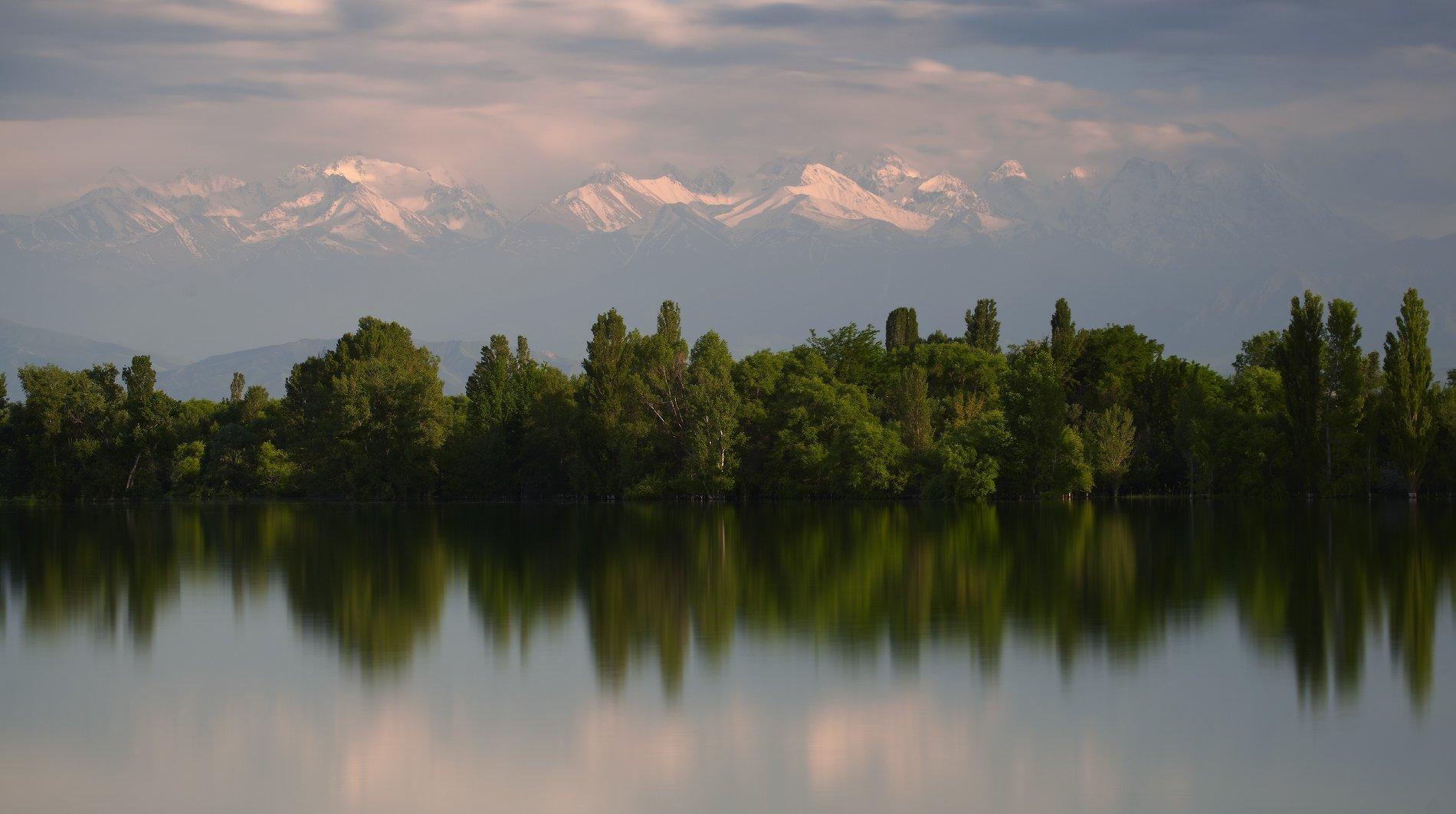 t_berg бишкек ала-арча киргизия горы, Михаил Трахтенберг ( t_berg )