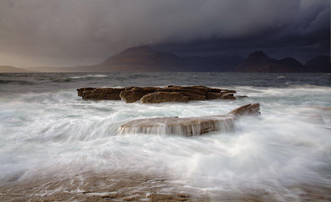 scotland, seascape, шотландия, mc, М.