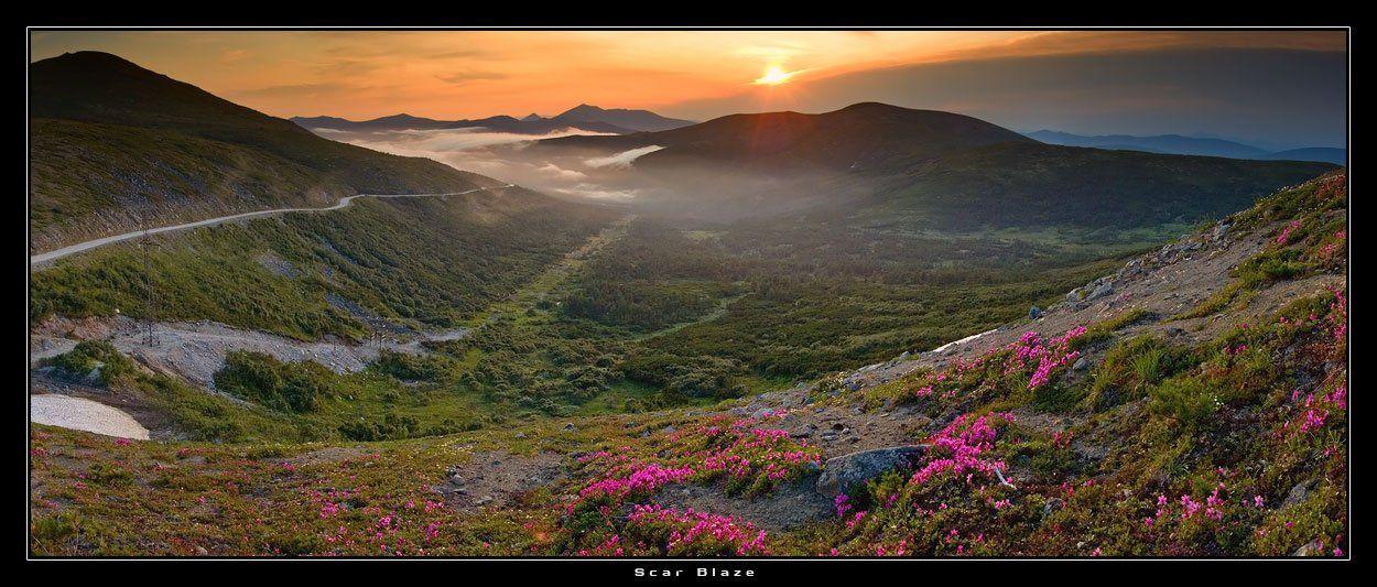 магадан, первый арманский перевал, Scar Blaze