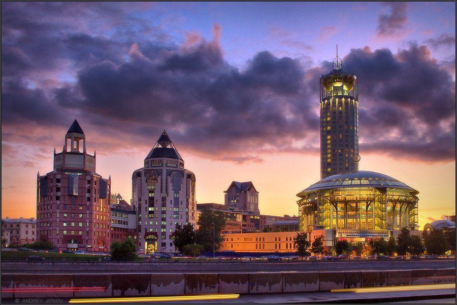 город, москва, Андрей Житков