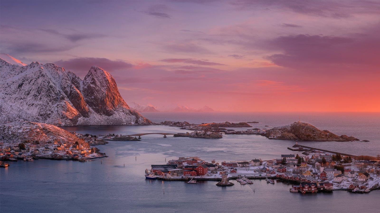 Norway Reine Lofoten, Дмитрий Титов